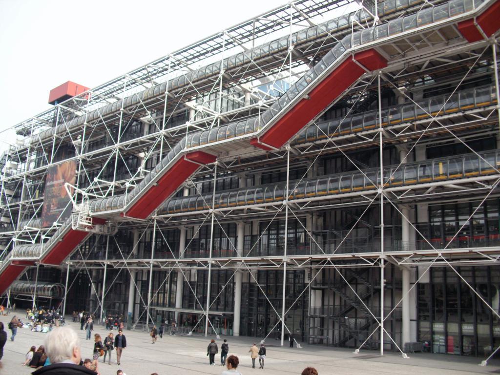 Center George Pompidou, Paris