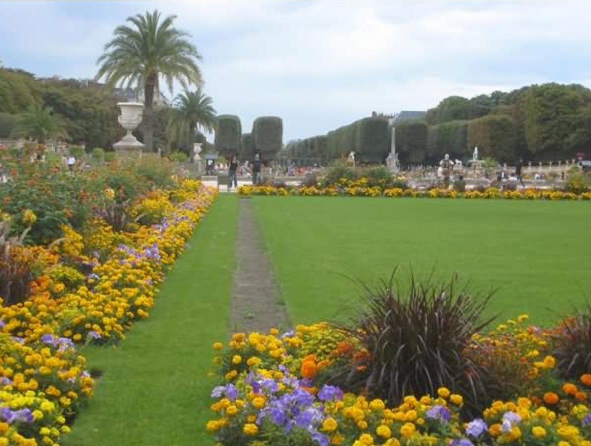 Luxembourg Garden-Paris