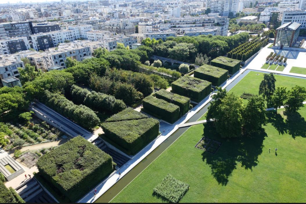 Parc Andre Citroen -Paris