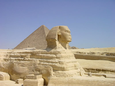 Egypt-Giza-Sphinx