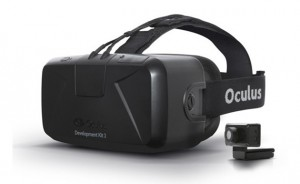 Photo credit: Flickr (Older version of Oculus Rift shown)